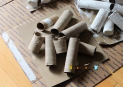 campfire paper towels rolls